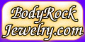 Bodyrockjewelry.com Body Jewelry for sale