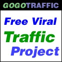 Get web traffic to your site! Best Traffic Site all at GoGoTraffic.com!
